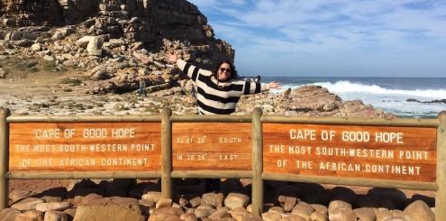 Isso é África do Sul, por Cynthia