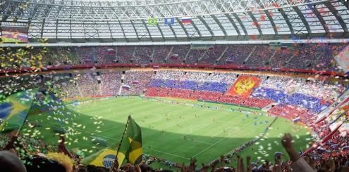 Rússia 2018 - Cidades dos jogos do Brasil na Copa