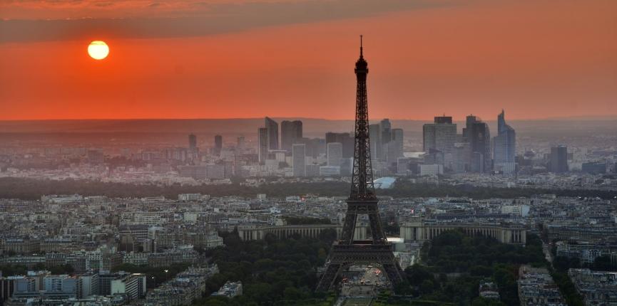 Destino de Cinema: Paris